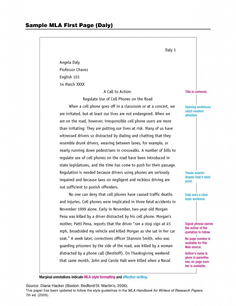 how to write a title page mla Mla (modern language association) style is most commonly used to write papers and cite sources within the liberal arts and humanities this resource, updated to.